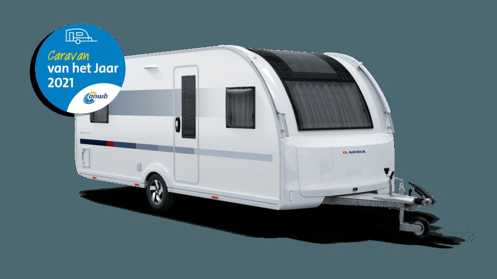 ANWB Caravan van het Jaar 2021