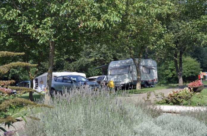 Camping Máré-Vára