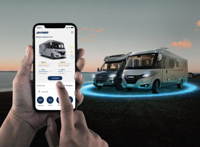 HYMER Connect