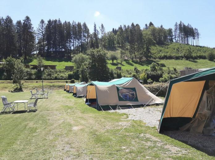 Camping Wildbach