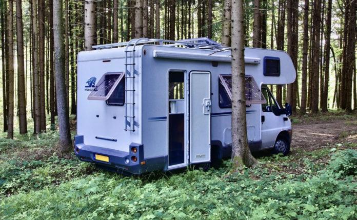 Aantal camperlocaties blijft maar groeien