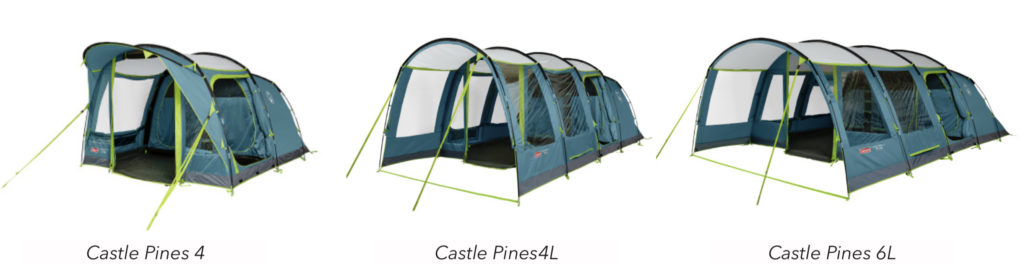 Castle Pines tent