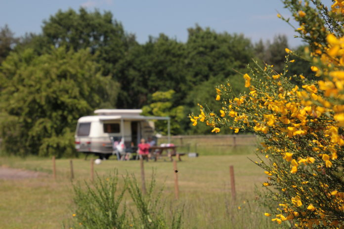 Camping Klein Frankrijk