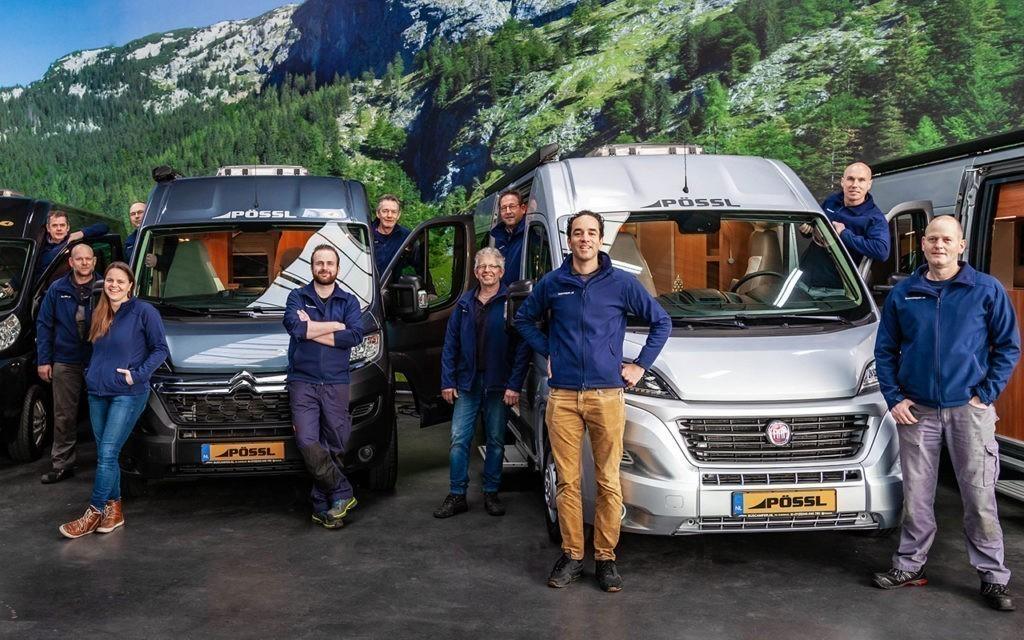 Team buscamper nederland