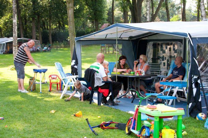 Resort Veluwe midden in de bossen van de Veluwe
