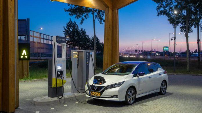ANWB routeplanner voor de elektrische auto