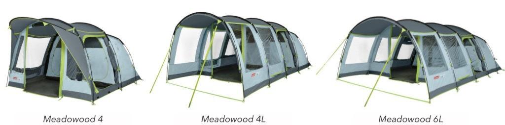 Meadowood tenten