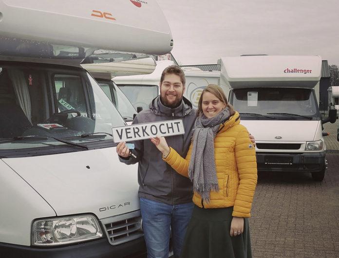 The Dutch camper