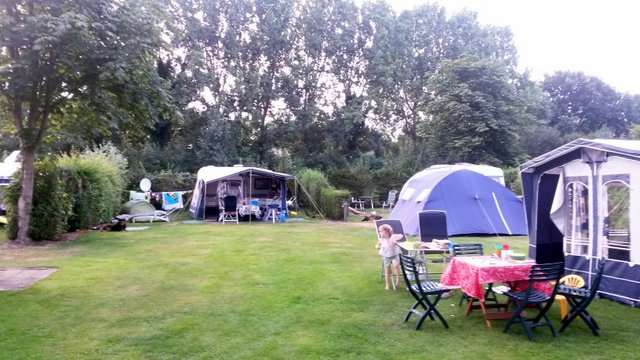 Mini-camping 't Vressels Bos