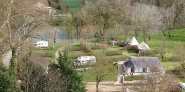 Camping Verte Rive