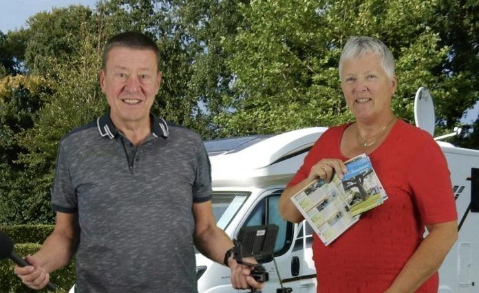 Erik en Wilma van CamperTV