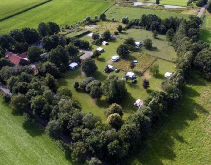 Camping Bij Roozen op het Veld het echte kampeergevoel
