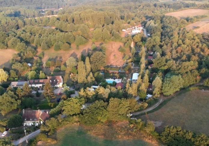 Camping La Bonne Vie gelegen tussen wijngaarden en bossen