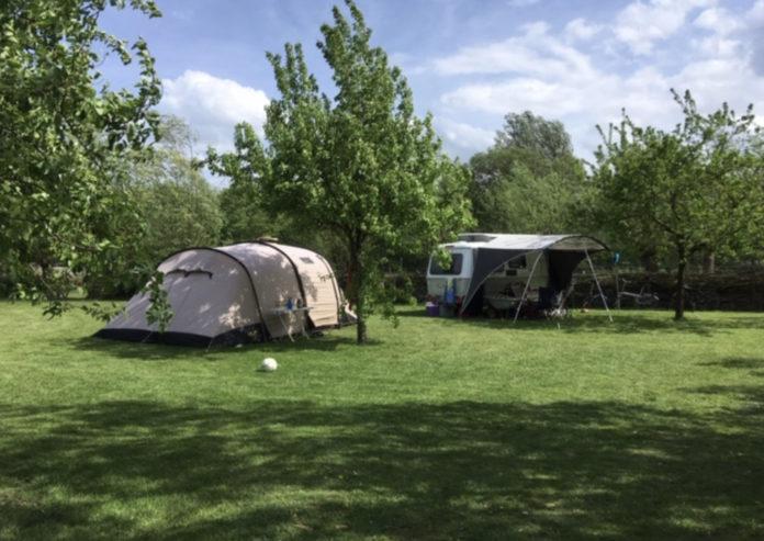Minicamping NUMMER 49 in het Zeeuwse Driewegen