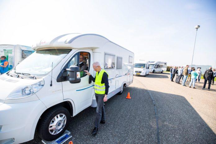 NKC gaat opnieuw campers wegen
