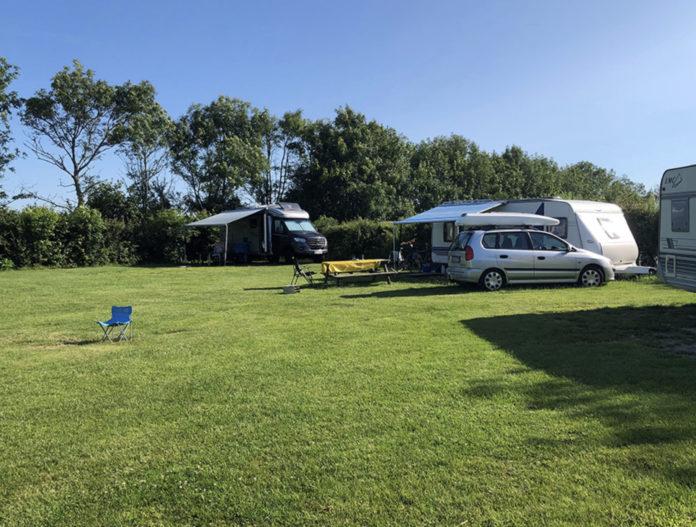 Camping Noordernieuwland aan het Grevelingenmeer