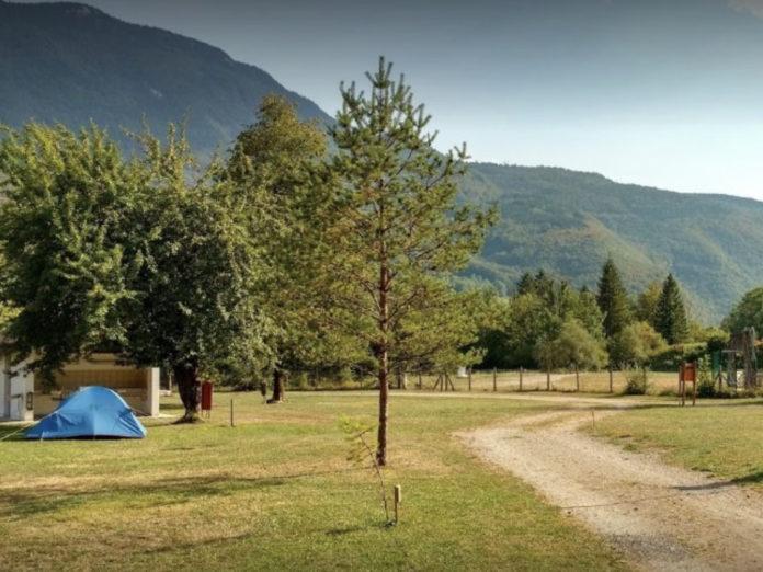 Camping Le Valserine een milieuvriendelijke camping