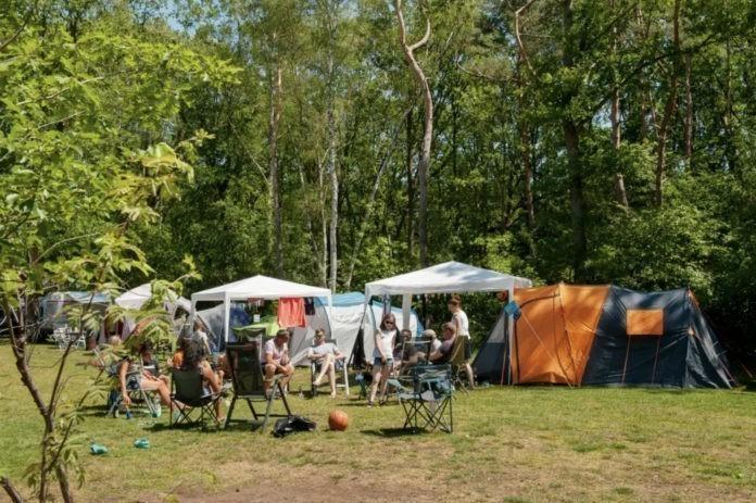 Camping Goorzicht kamperen in de Achterhoek