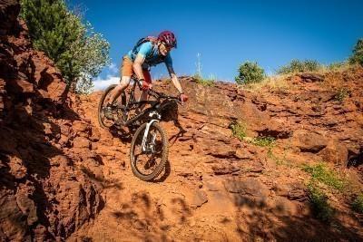 Tijd voor actie op de mountainbike