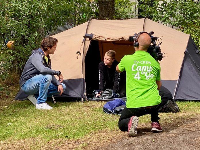 Kampeerprogramma op RTL4 krijgt tweede seizoen