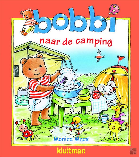 Bobbi gaat naar de camping deze zomer
