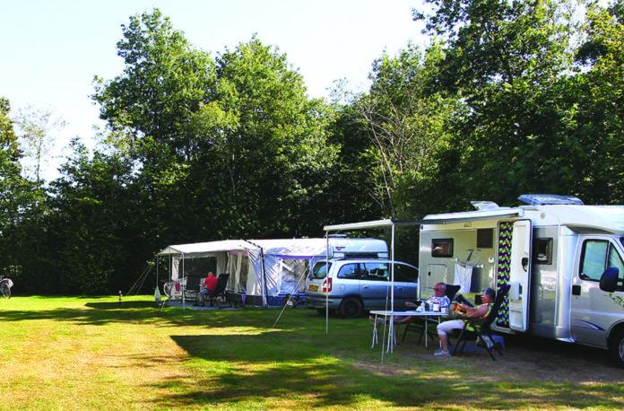 Camping Rotandorp een rustige kleinschalige camping