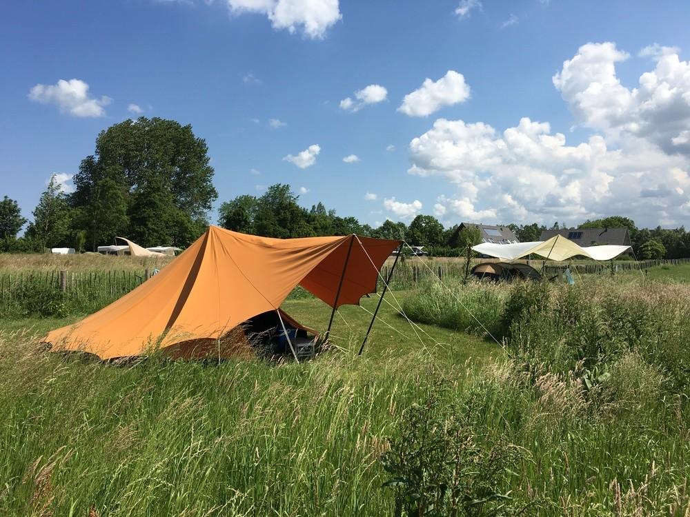 Jouw kampeerplek vinden met de terreinzoeker