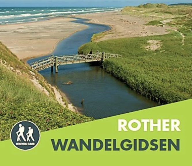 Jutland Wandelen langs de Deense zandstranden