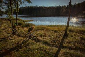 fietshotel nabij Isaberg Mountain Resort