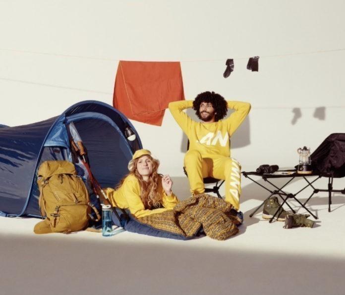 De ANWB lanceert limited edition camping wear