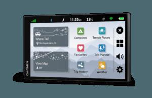 GPS-navigatie