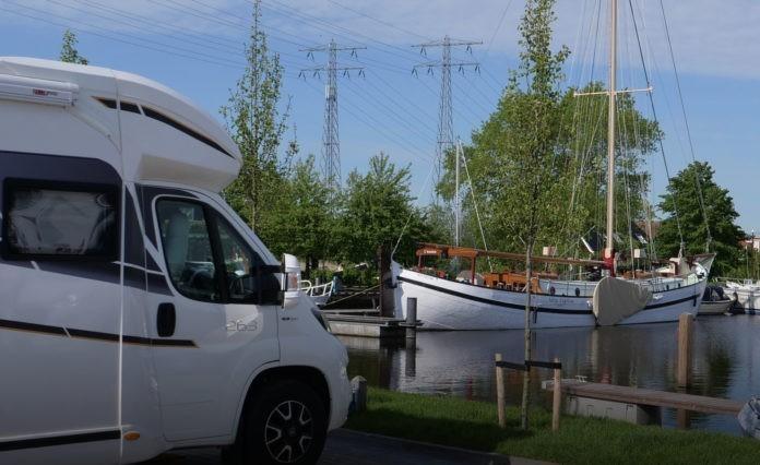 Leeuwarden door Camper TV in de schijnwerpers!