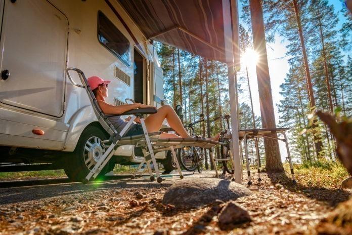 Eenvoudig of juist luxe kamperen in de Alpen