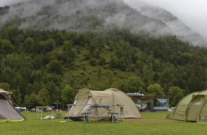 Zo leuk is kamperen in Oostenrijk