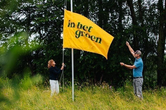 In het Groen, ontdekken en overnachten in het groen