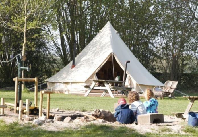 Camping De Haverkamp anders overnachten