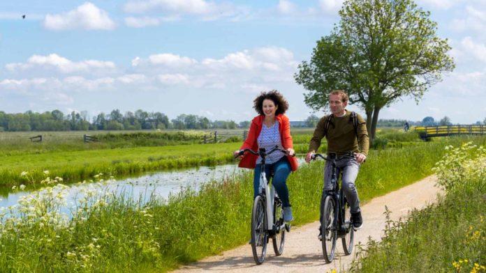 ANWB onderzoekt kwaliteit recreatief fietsen