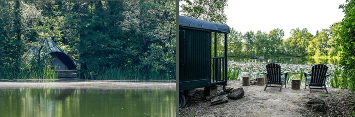 Sfeerimpressies van Landgoed Mariahoeve zomer 2021. Foto's door Eddy Reynecke.