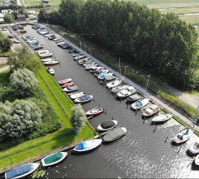 Jachthaven & Vakantiepark Wijde Aa in het Groene Hart