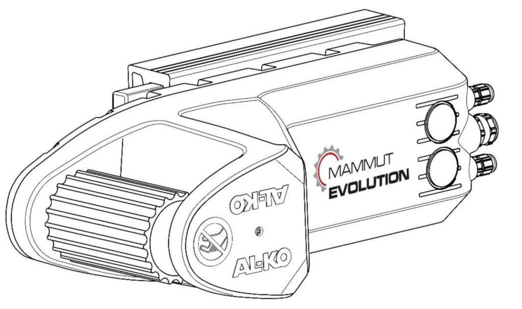 MAMMUT-manoeuvreersysteem