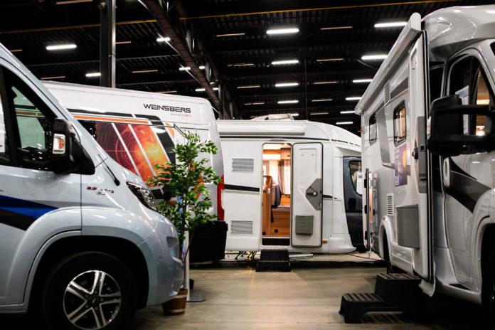 Populaire Camper Caravan Wereld keert in september terug in Expo Assen