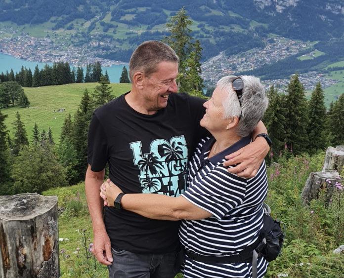 Camper TV op ontdekkingsreis in Zwitserland