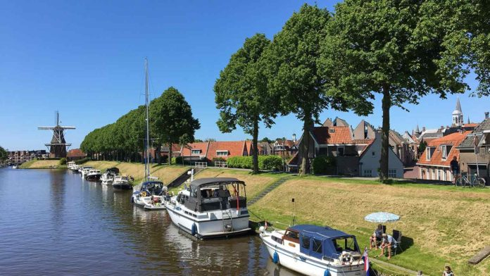 Allermooiste vestingstad van Nederland