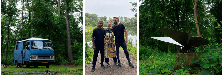 Bala Boppudi, Gervaise Coebergh en Bas de Vries