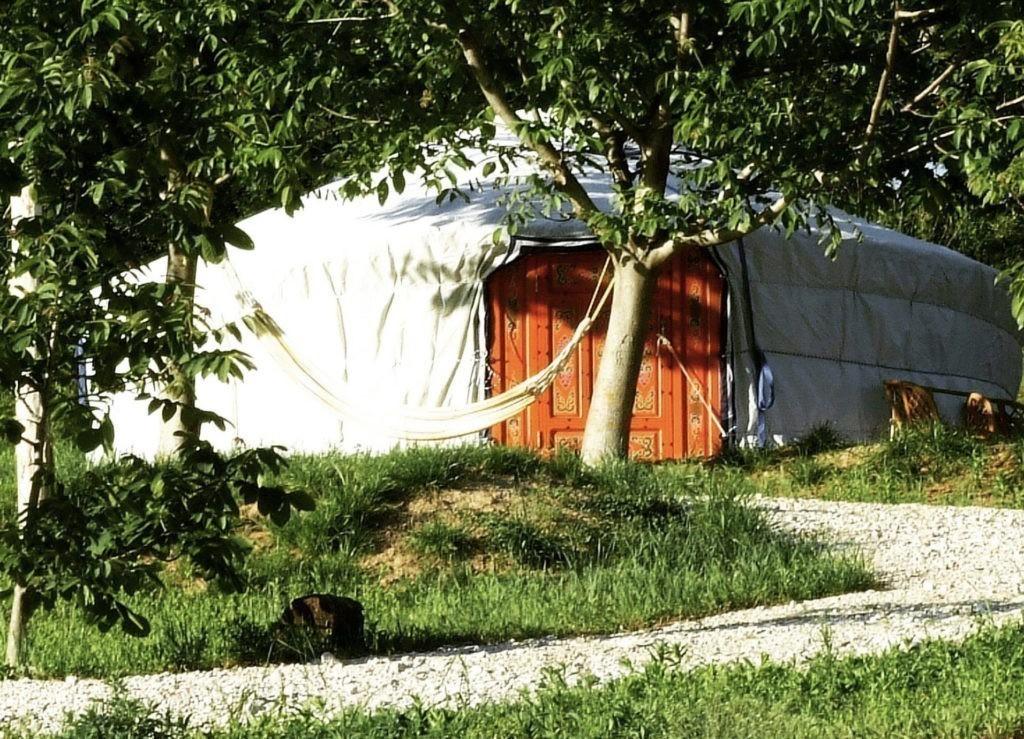 originele Yurt