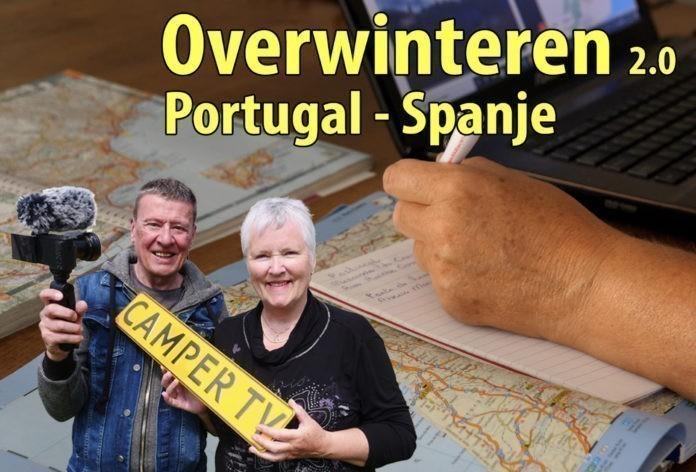 Binnenkort start seizoen 2 van Overwinteren met Erik en Wilma van Camper TV