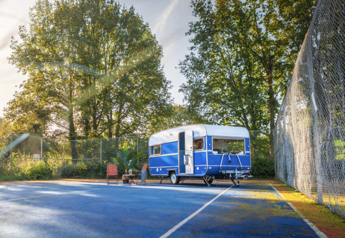 Circulaire caravan als toekomst?