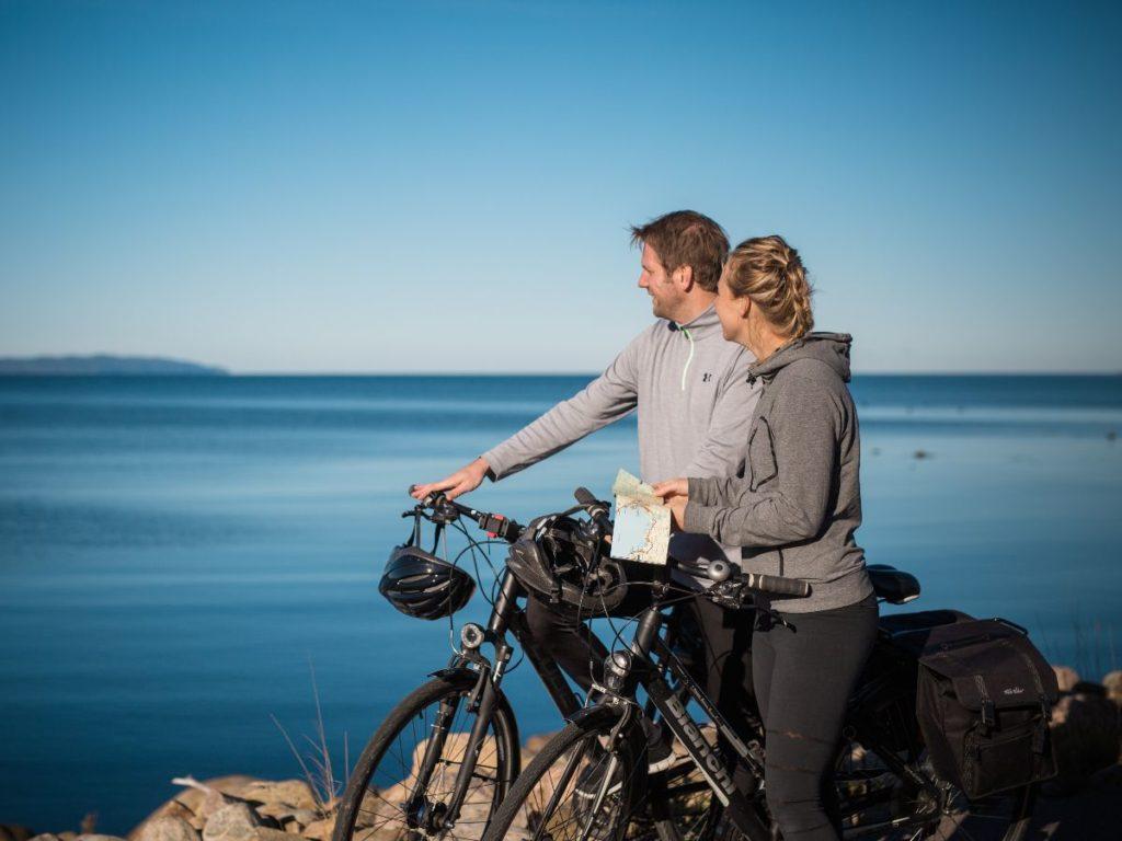 Ga fietsen op de South Sweden Trails