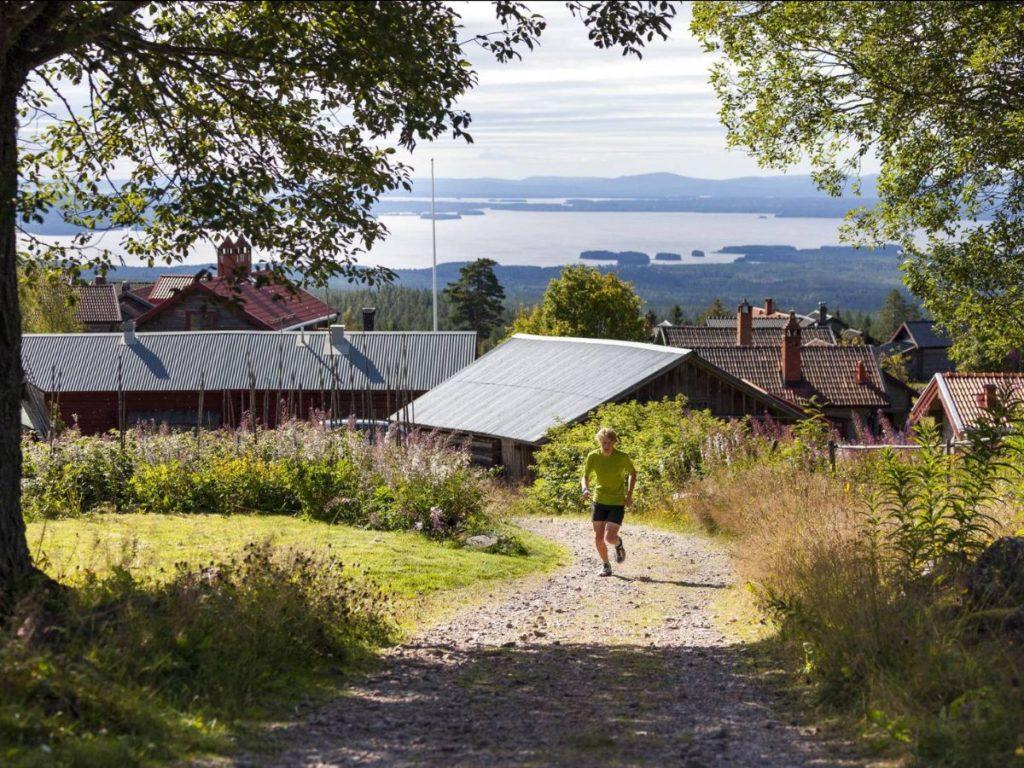 Ga deze herfstvakantie kamperen in Dalarna